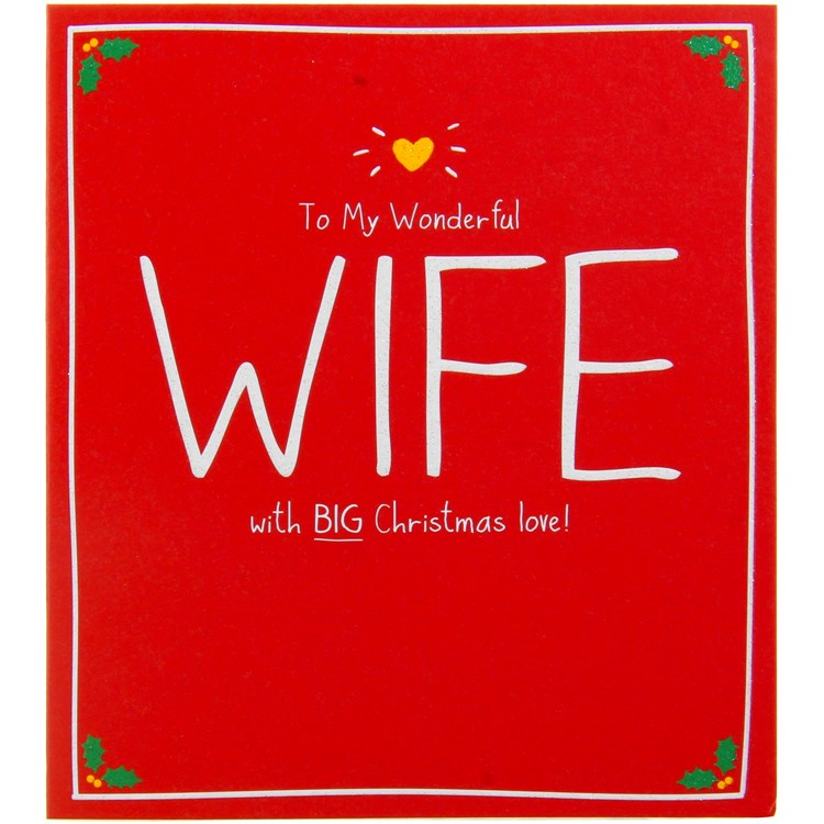 My last christmas card blog article on coping with the loss of my wife wife christmas card m4hsunfo